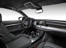 Фото салона Audi S8 plus