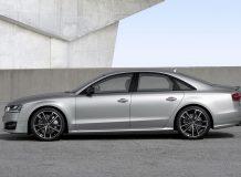 Фото Audi S8 plus (D4)