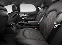 Интерьер Audi S8 plus
