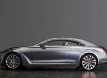 Фото концепта Hyundai Vision G