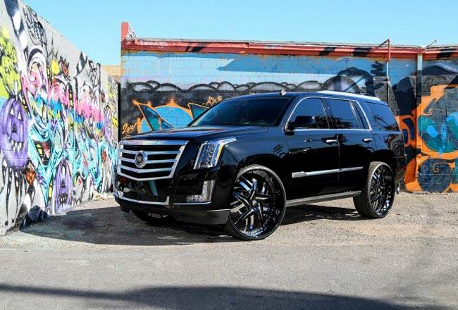 Cadillac Escalade может получить горячую версию