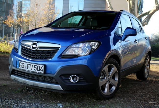 Паркетник Opel Mokka попал под отзывную кампанию