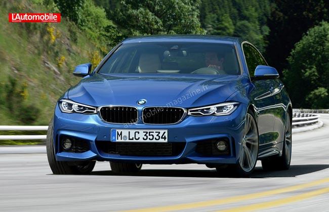 Следующий BMW M3 может стать гибридным