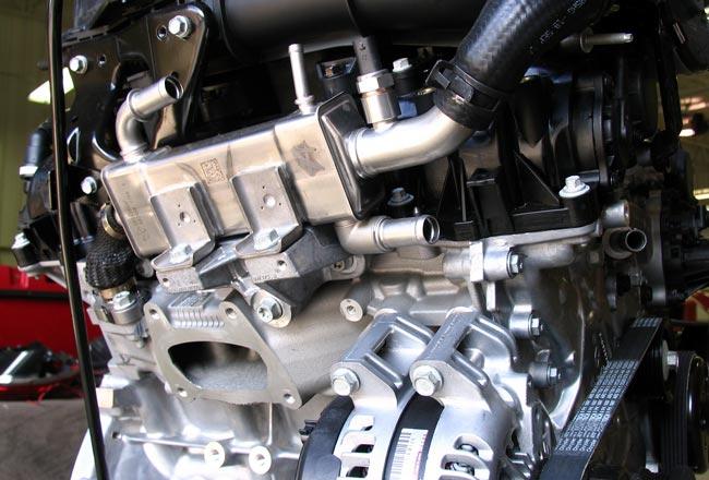 Модернизированный движок Chrysler Pentastar V6