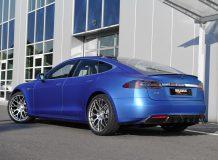 Диски на Тесла Модель S от Брабус