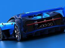 Bugatti Vision Gran Turismo фото