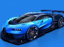 Фото Bugatti Vision для Gran Turismo 6