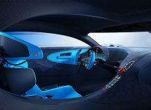 Фото салона Bugatti Vision Gran Turismo