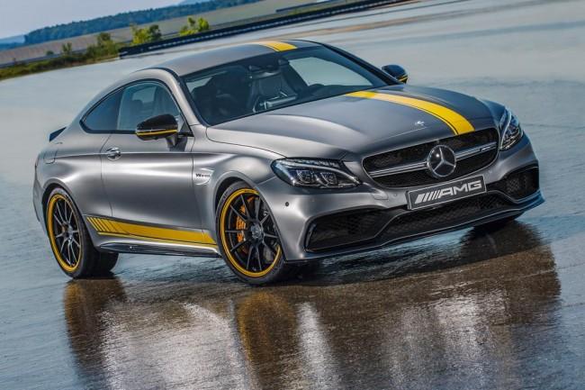 Mercedes-AMG C63 Coupe в исполнении Edition 1