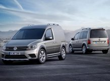 Volkswagen Caddy Alltrack фото