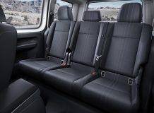 Интерьер Volkswagen Caddy Alltrack