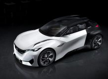 Peugeot Fractal Concept фото