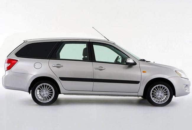 Лада Гранта может получить версию в кузове универсал
