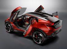 Nissan Gripz Concept фото