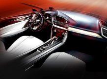 Фото салона Mazda Koeru Concept