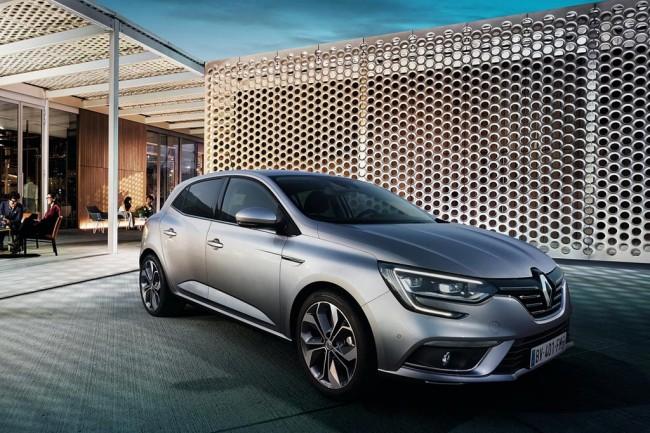 Новый Renault Megane 4 поколения