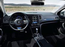 Салон Renault Megane GT