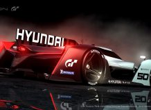 Виртуальный Hyundai N 2025 Vision GT