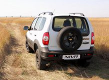 Chevrolet Niva Winter Edition фото