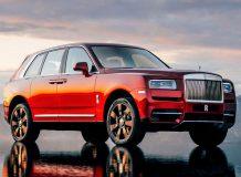 Rolls-Royce Cullinan [year]