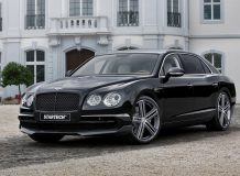 Фото тюнинг Bentley Flying Spur от Startech