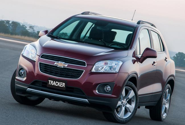 В России все же стартовали продажи Chevrolet Tracker