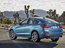 BMW X4 M40i фото