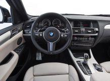 Фото салона BMW X4 M40i