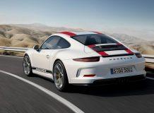 Новый Порше 911 R фото