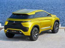 Mitsubishi eX Concept фото