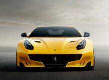 Новый Ferrari F12 TDF фото