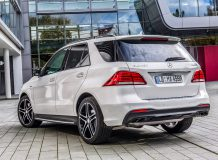 Mercedes GLE 450 AMG 4Matic фото