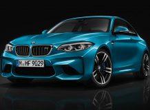 Фото нового BMW M2 2018 года