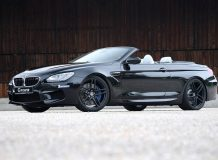 Фото тюнинг BMW M6 (F12) от G-Power