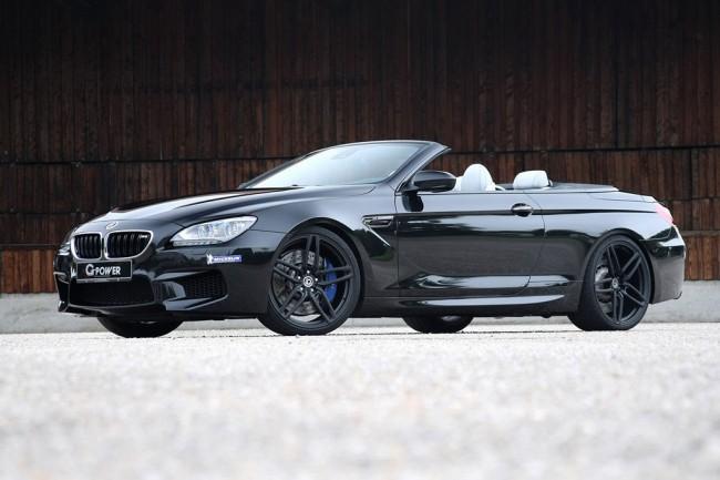 740-сильный кабриолет BMW M6 G-Power