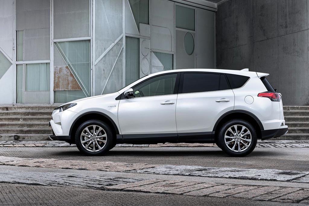 Новый Toyota RAV4 2018