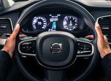 Активация автопилота Drive Me на Volvo