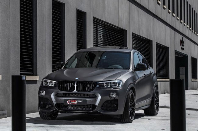 BMW X4 от тюнинг ателье Lightweight