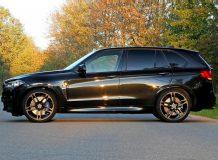 Фото тюнинг BMW X5 M от G-Power