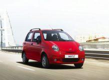 Daewoo Matiz переименовали в Ravon Matiz