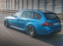 Фото тюнинг BMW 330d от BBM Motorsport