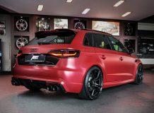 Фото тюнинг Audi RS3 Sportback от ABT