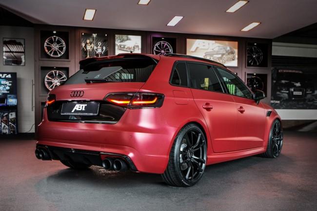 Audi RS3 Sportback от ABT Sportsline