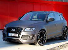Обвес для Audi SQ5 TDI от ABT