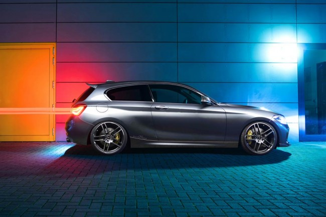 ACS1 5.0d на базе BMW 1er (F21)