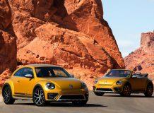 Вседорожные Volkswagen Beetle Dune