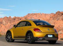 Volkswagen Beetle Dune фото