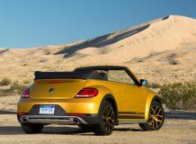 Фото VW Beetle Dune кабриолет