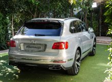 Bentley Bentayga First Edition фото
