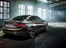 BMW Concept Compact Sedan фото